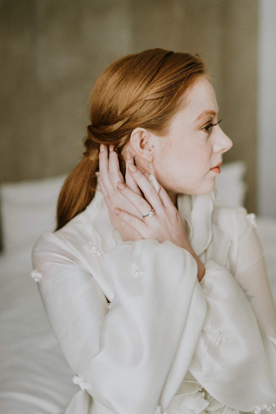 Beautifully curated fine art bridal shoot with Quaintly Photography (10)