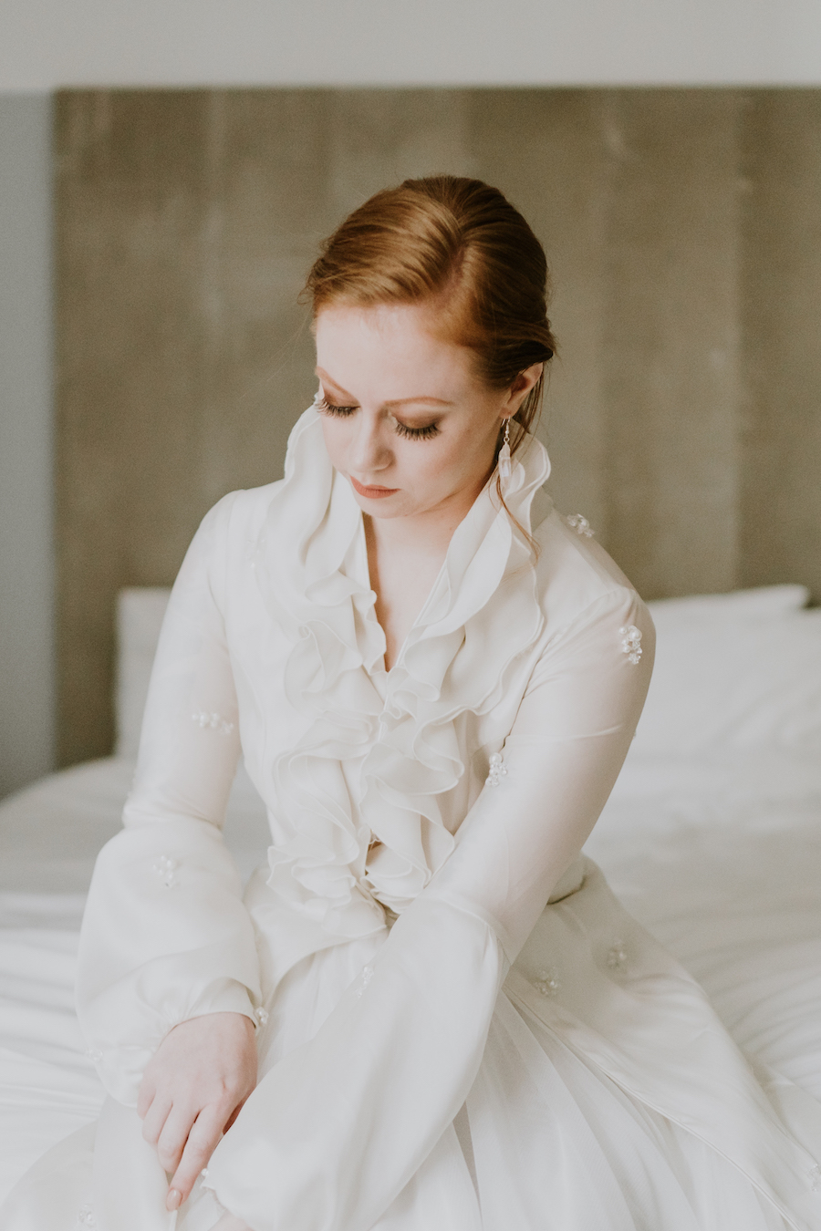 Beautifully curated fine art bridal shoot with Quaintly Photography (12)