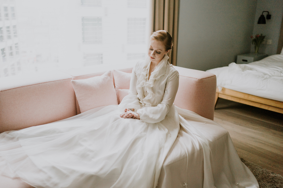Beautifully curated fine art bridal shoot with Quaintly Photography (19)