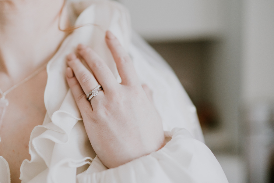 Beautifully curated fine art bridal shoot with Quaintly Photography (25)