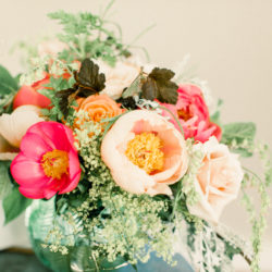 Beautiful English wedding styling from Jordans Courtyard, with Liz Baker Photography