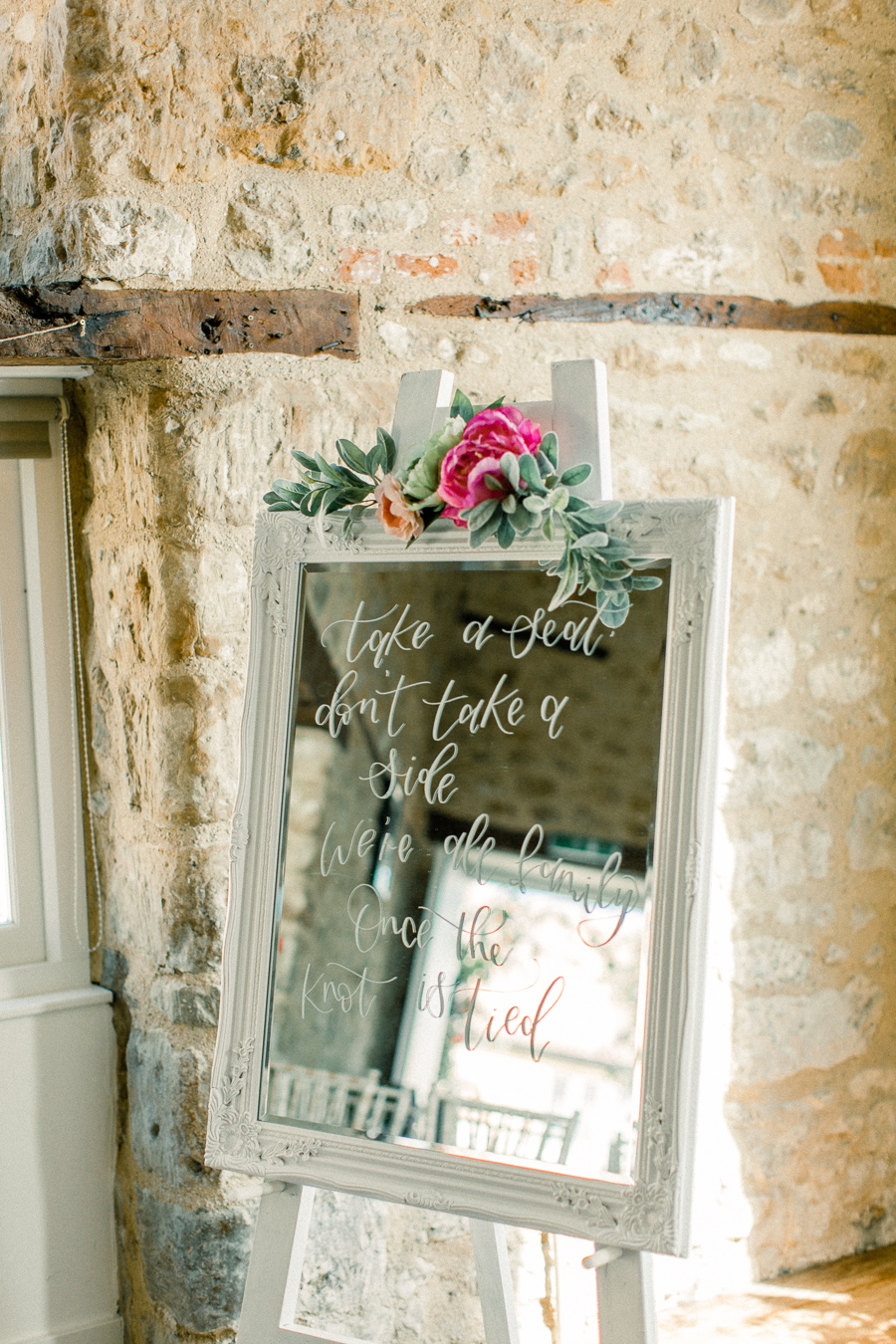 Jordans Courtyard rustic wedding styling ideas with images by Liz Baker Photography (5)