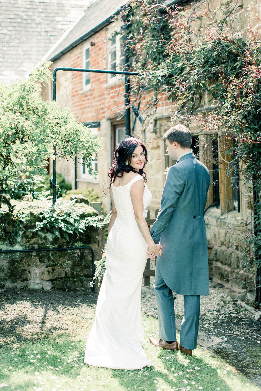 Jordans Courtyard rustic wedding styling ideas with images by Liz Baker Photography (33)