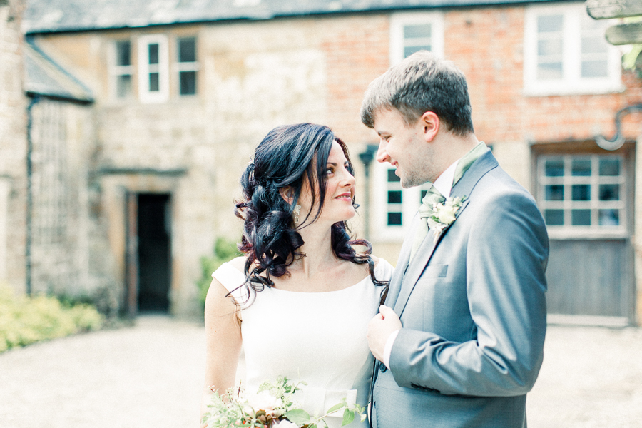 Jordans Courtyard rustic wedding styling ideas with images by Liz Baker Photography (35)