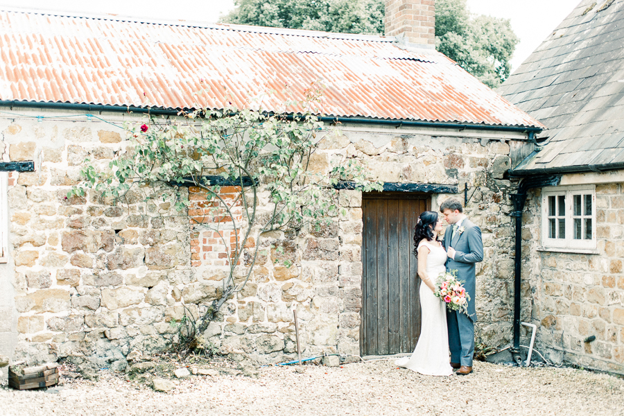 Jordans Courtyard rustic wedding styling ideas with images by Liz Baker Photography (37)