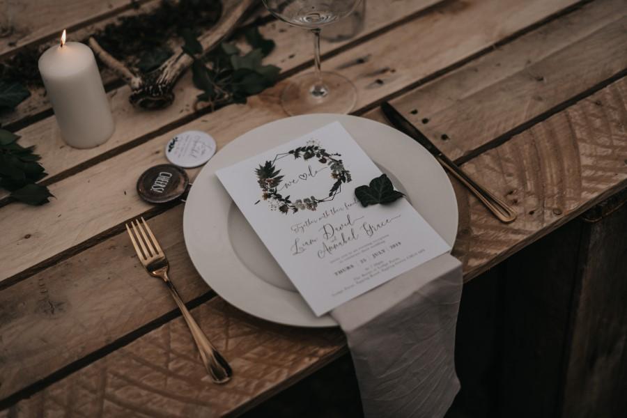 Real couple Daniel & Lorena Essex countryside boho wedding ideas (12)