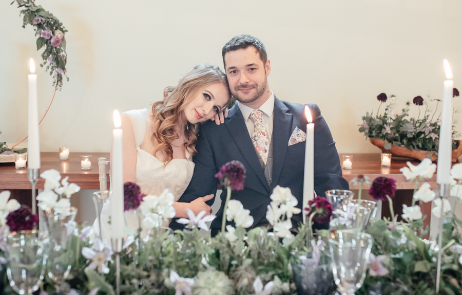 Classic rose wedding inspiration with a contemporary twist, image credit Suzy Elizabeth Photography (16)