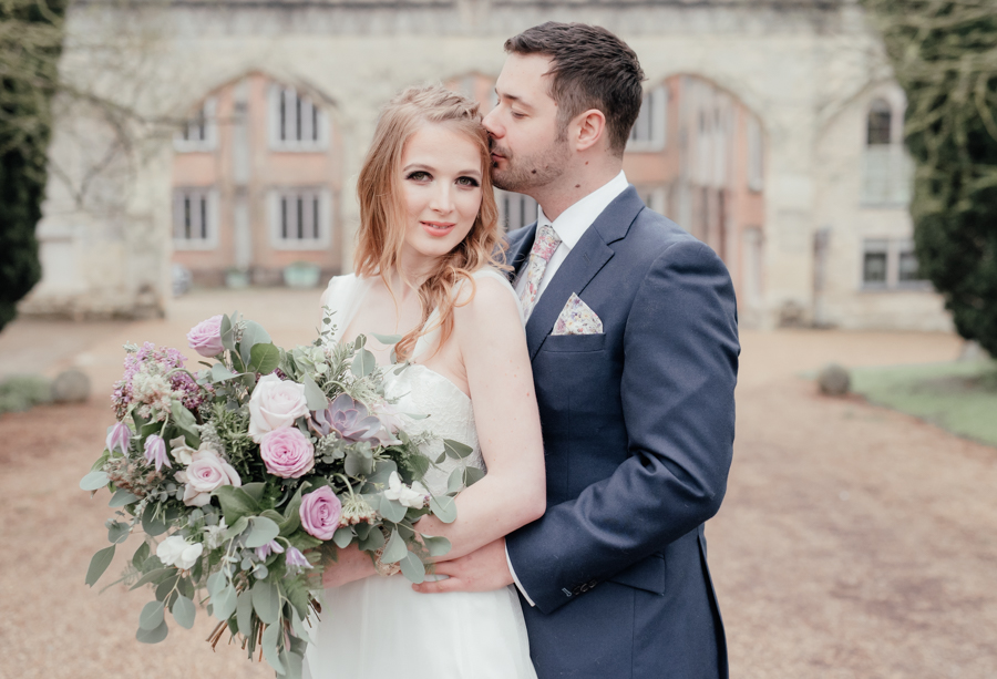 Classic rose wedding inspiration with a contemporary twist, image credit Suzy Elizabeth Photography (20)