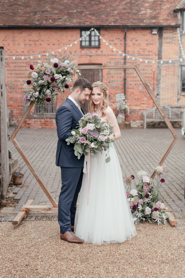 Classic rose wedding inspiration with a contemporary twist, image credit Suzy Elizabeth Photography (29)