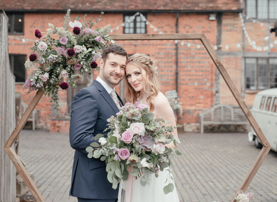 Classic rose wedding inspiration with a contemporary twist, image credit Suzy Elizabeth Photography (30)