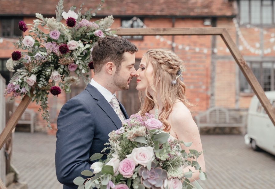 Classic rose wedding inspiration with a contemporary twist, image credit Suzy Elizabeth Photography (31)