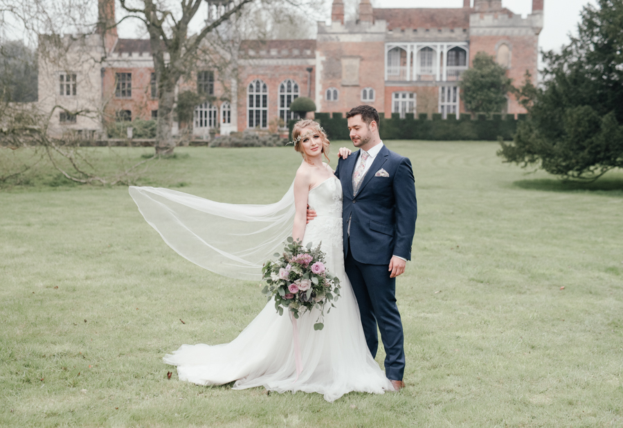 Classic rose wedding inspiration with a contemporary twist, image credit Suzy Elizabeth Photography (33)