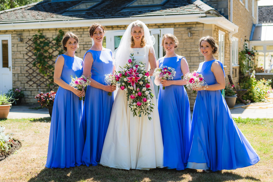A quintessentially English marquee wedding with a handmade dress! Photo credit Ben Davis Photography (9)