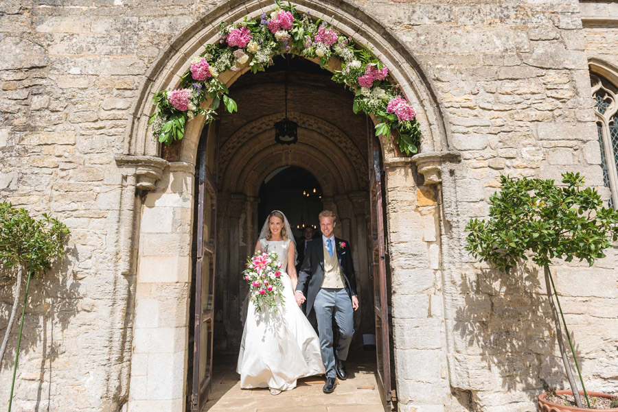 A quintessentially English marquee wedding with a handmade dress! Photo credit Ben Davis Photography (14)