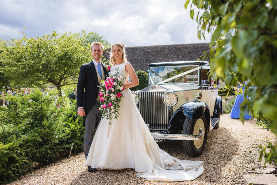 A quintessentially English marquee wedding with a handmade dress! Photo credit Ben Davis Photography (17)