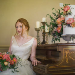 Quintessentially English wedding style ideas from Pauntley Court in Gloucestershire