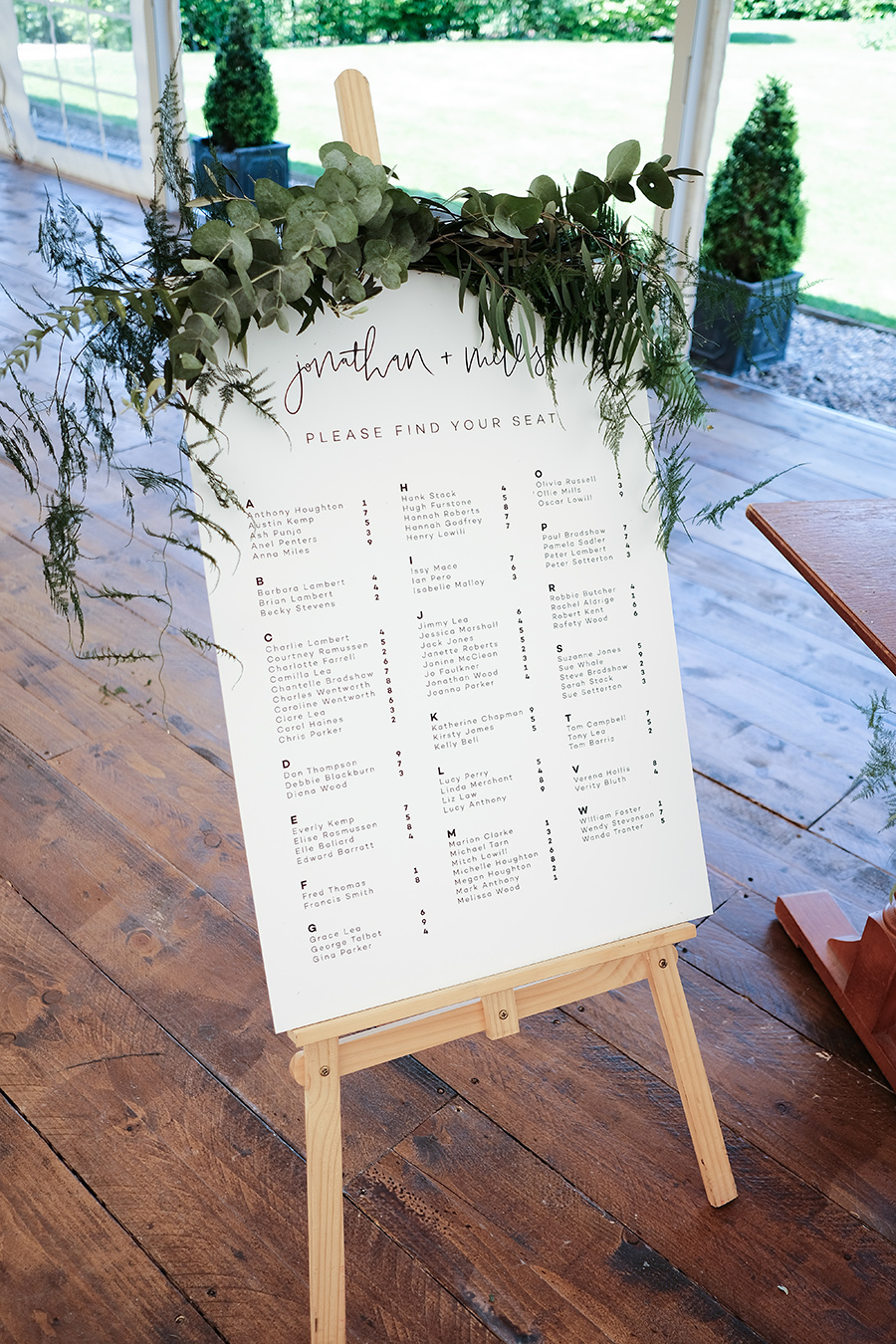 Rustic boho marquee wedding style, image credit James Kemp Photography on English-Wedding.com (18)