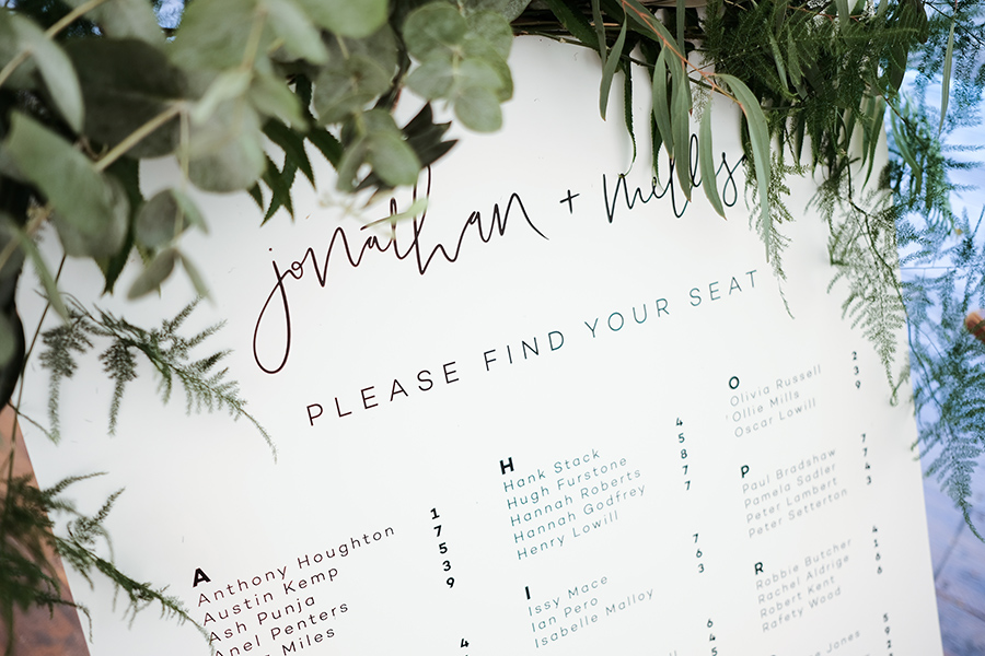 Rustic boho marquee wedding style, image credit James Kemp Photography on English-Wedding.com (19)