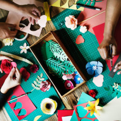 Hen, Stag and Sten Workshop Ideas for Crafty Creative Couples!