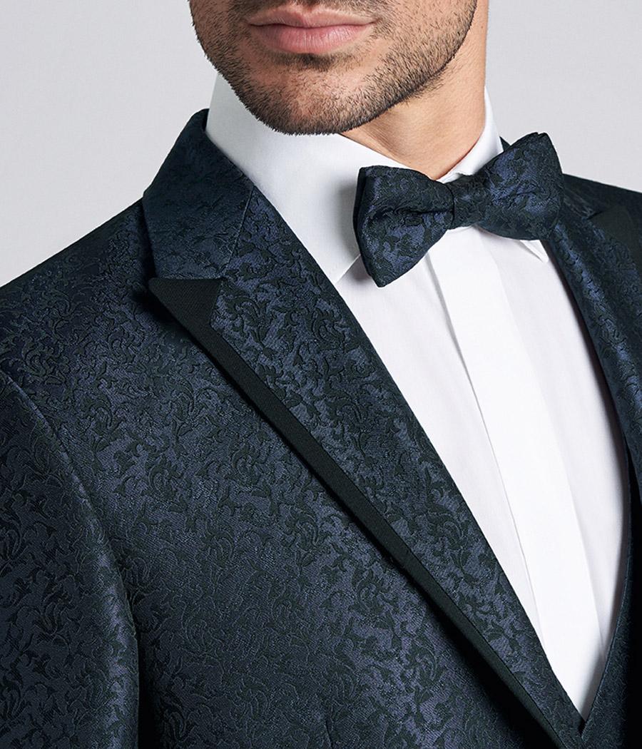 black tie wedding UK