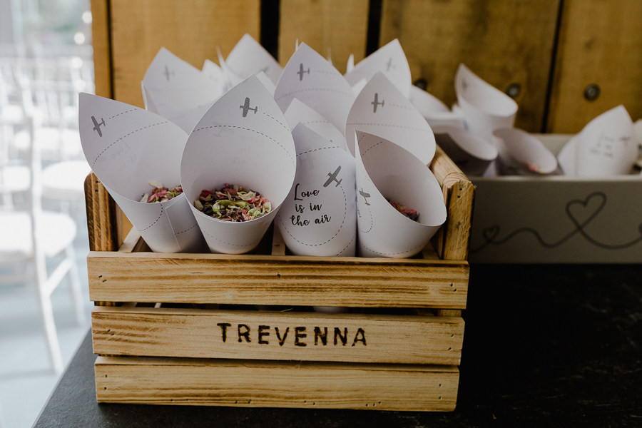 Rustic Trevenna Barns wedding blog with Alexa Poppe Photography (12)