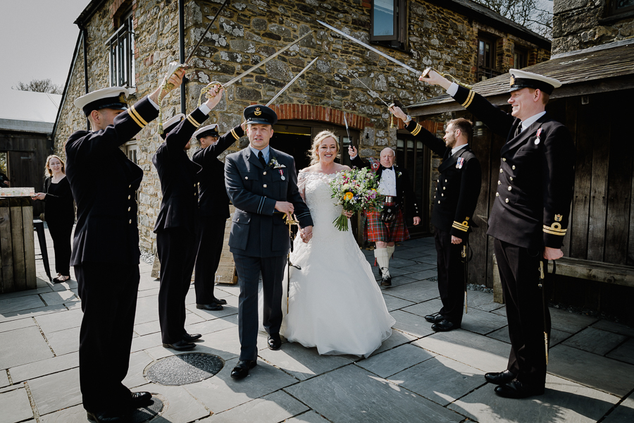 Rustic Trevenna Barns wedding blog with Alexa Poppe Photography (19)