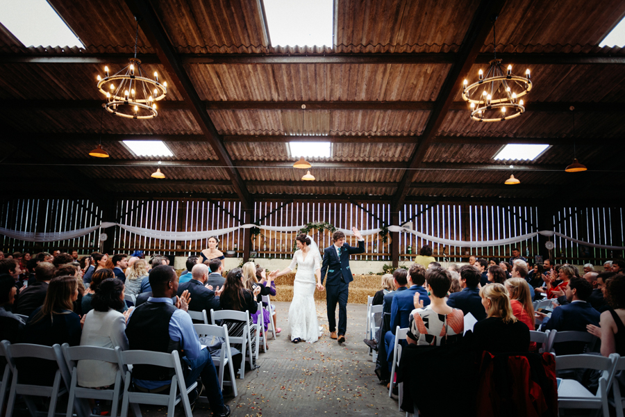 Barn on the Bay modern wedding full of ideas - photo credit Forget Me Knot Images (18)