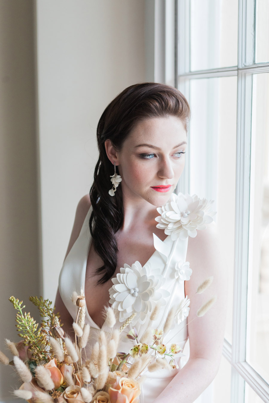 Glorious yellow Bloomologie blooms and styling by Chenai - photo credit Amanda Karen Photography (24)