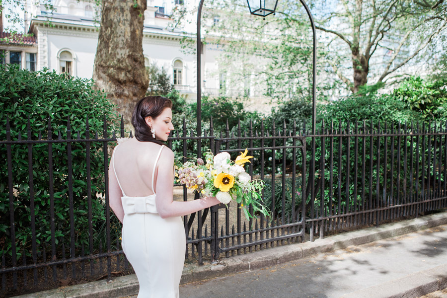 Glorious yellow Bloomologie blooms and styling by Chenai - photo credit Amanda Karen Photography (28)