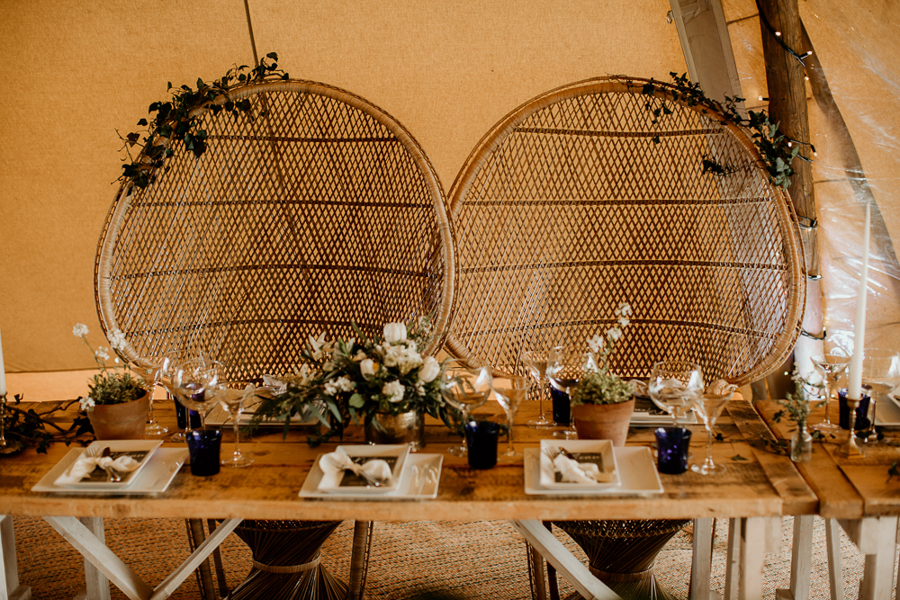 Tipi wedding alternative bridal, photography by Elena Popa (2)