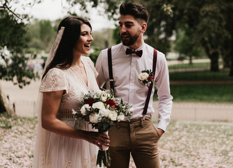 Wild elopements wedding photographer based in London, Emily Black (1)