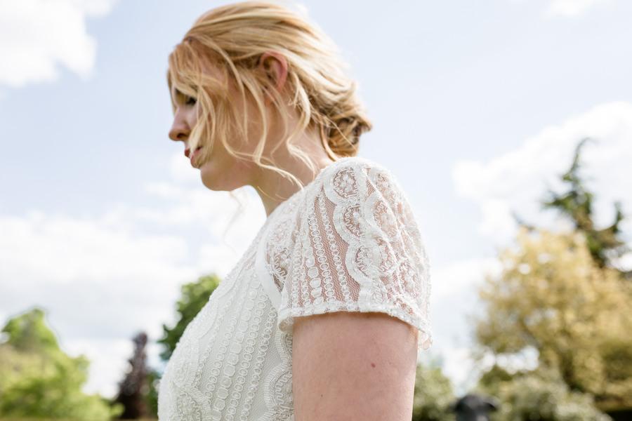 Boho luxe wedding style with soft orange and muted tones at Chippenham, image credit Heather Jackson Photography (31)