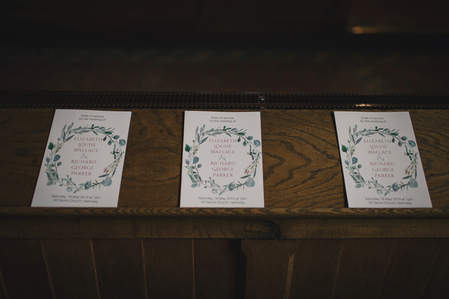A beautiful quintessentially English wedding in Helmsley with images by Lissa Alexandra Photography (8)