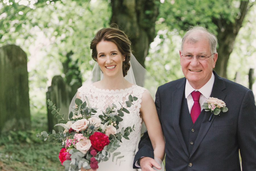 A beautiful quintessentially English wedding in Helmsley with images by Lissa Alexandra Photography (9)