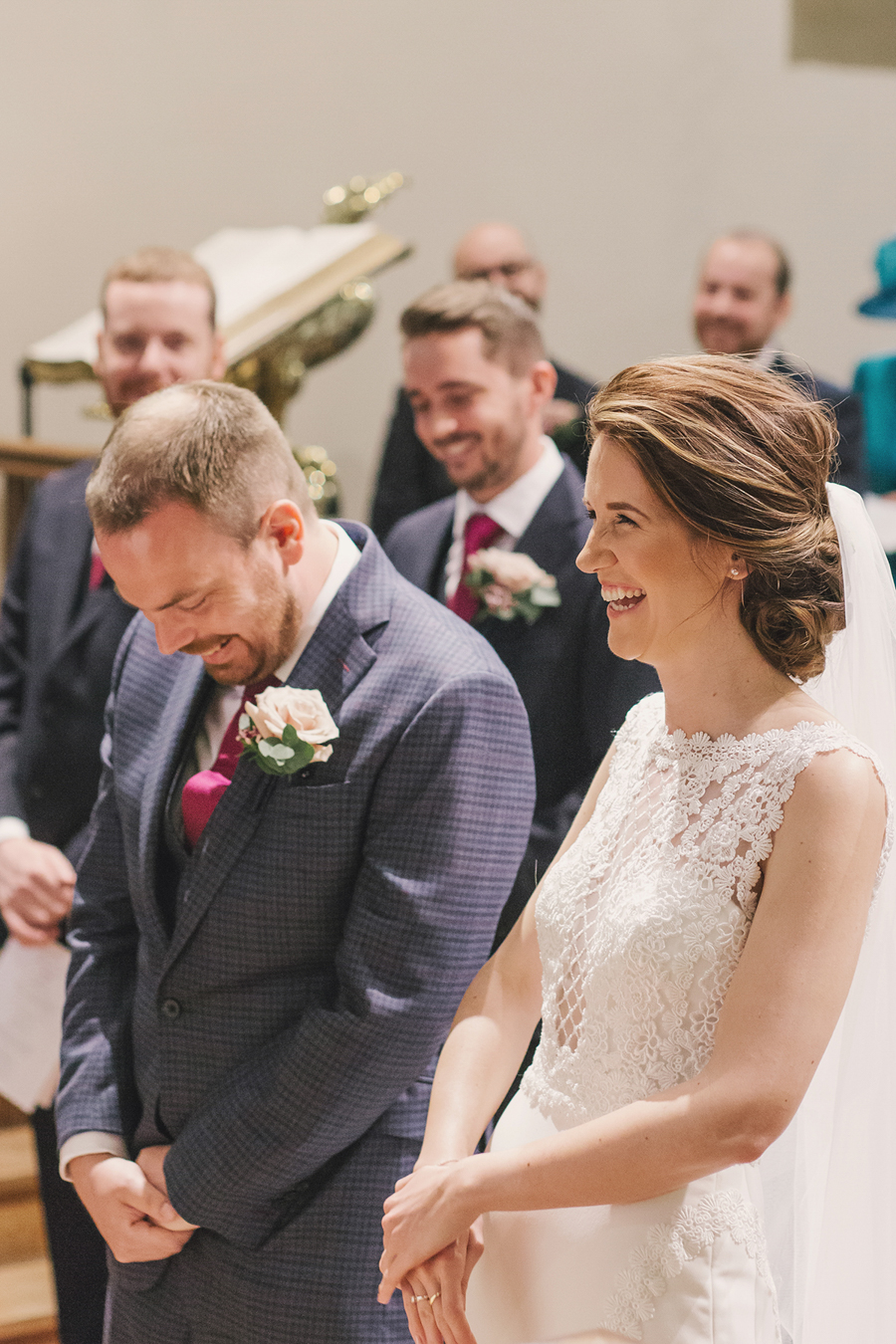 A beautiful quintessentially English wedding in Helmsley with images by Lissa Alexandra Photography (10)