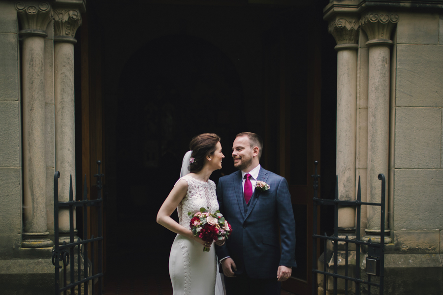 A beautiful quintessentially English wedding in Helmsley with images by Lissa Alexandra Photography (12)