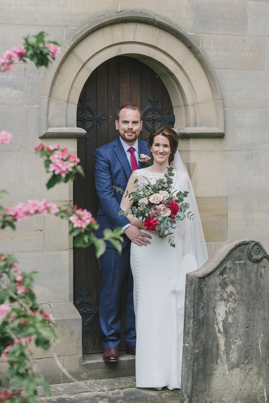 A beautiful quintessentially English wedding in Helmsley with images by Lissa Alexandra Photography (13)