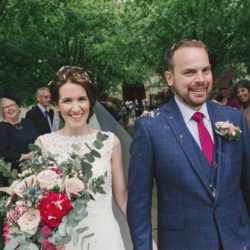 Lizzie and Rick's gorgeous spring wedding in Helmsley, with Lissa Alexandra Photography