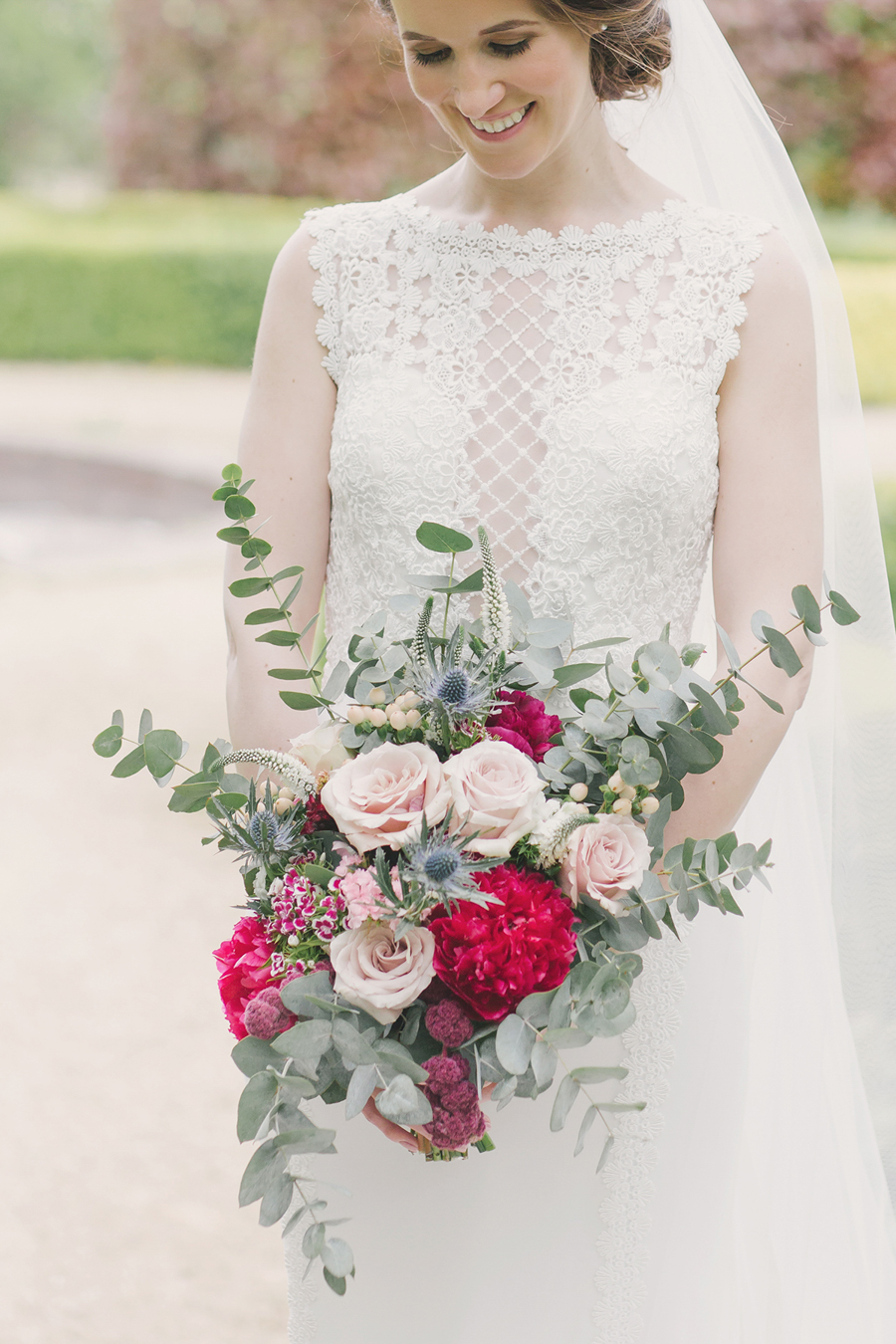 A beautiful quintessentially English wedding in Helmsley with images by Lissa Alexandra Photography (21)