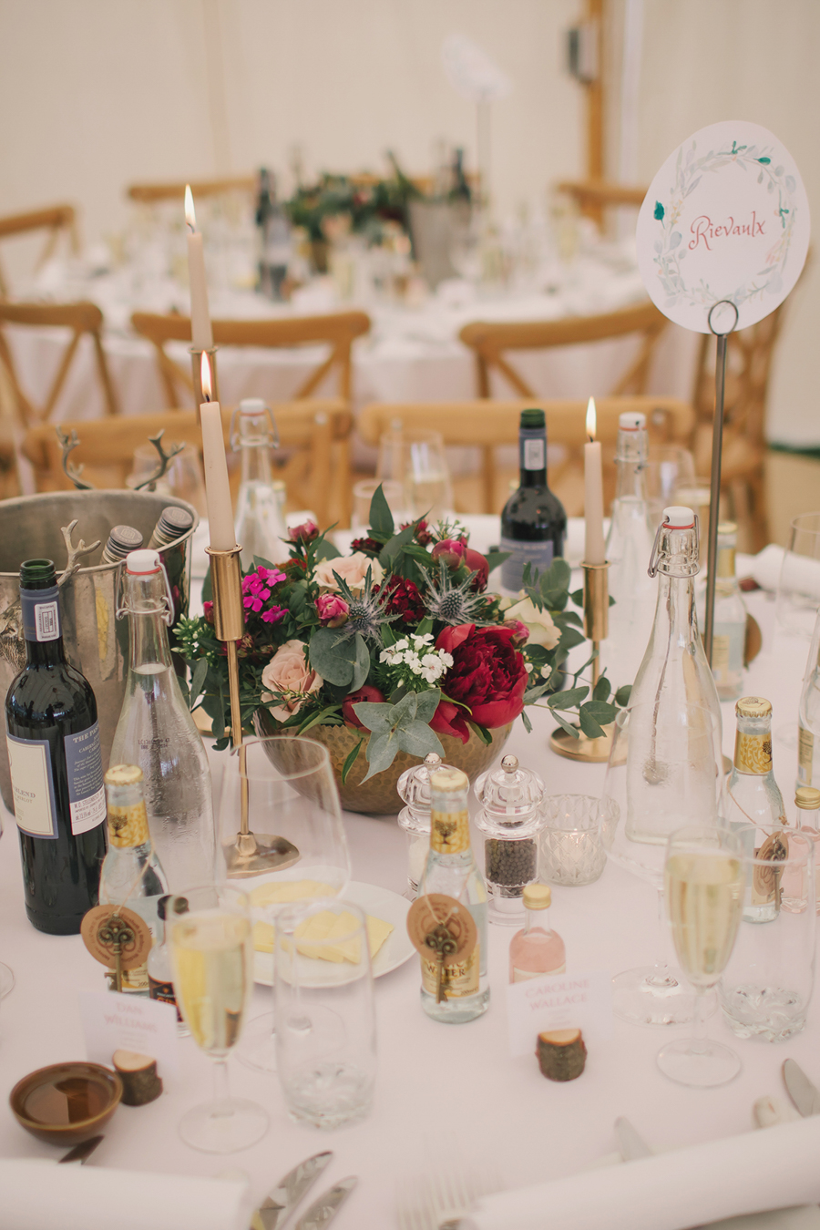 A beautiful quintessentially English wedding in Helmsley with images by Lissa Alexandra Photography (29)