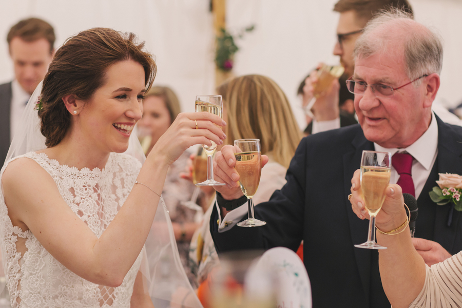 A beautiful quintessentially English wedding in Helmsley with images by Lissa Alexandra Photography (36)