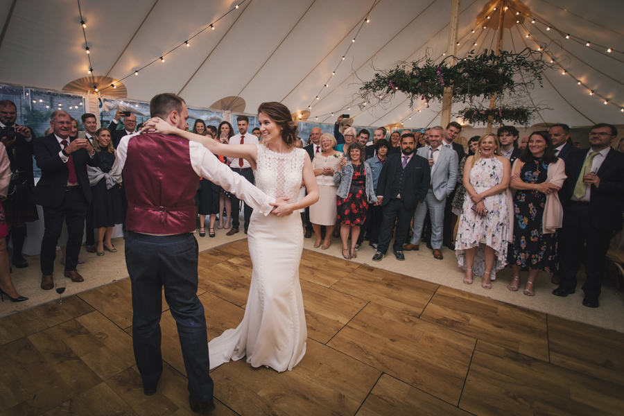 A beautiful quintessentially English wedding in Helmsley with images by Lissa Alexandra Photography (43)