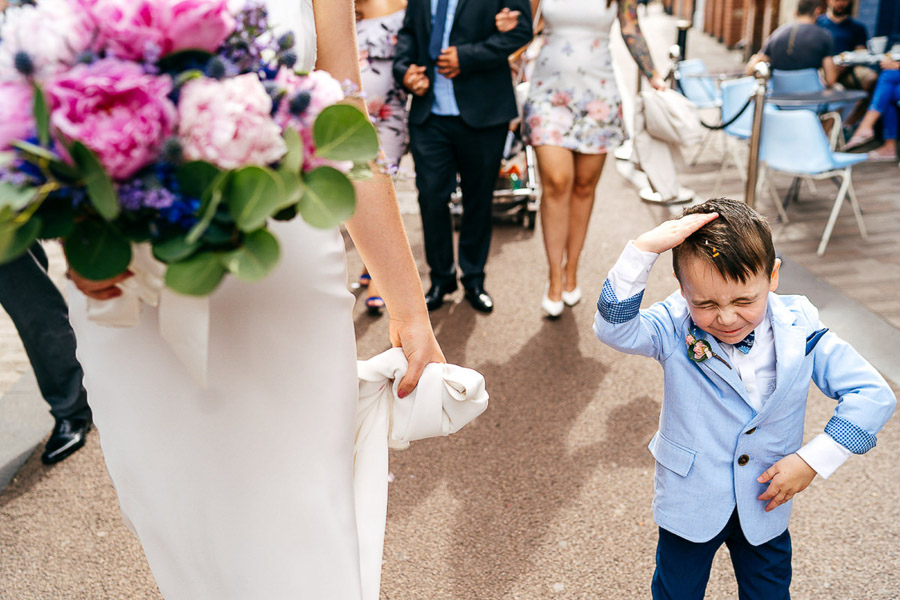 brilliant proof that kids at weddings is a huge win! Photo credit Jordanna Marston Photography (20)