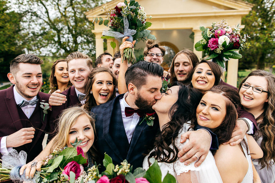 How to love your gorgeous authentic self in your wedding photos, by Jordanna Marston