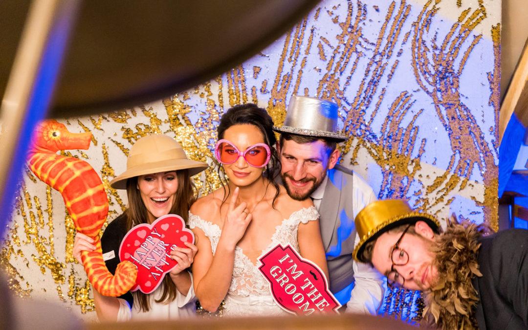 Wedding Photo Booth Ideas From Diy To Effortless Luxury The English Wedding Blog
