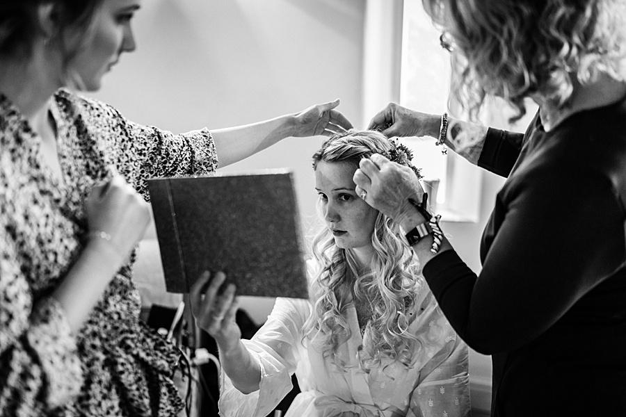 Matt and Rosanna's yurt wedding in Dorset with Linus Moran Photography (10)