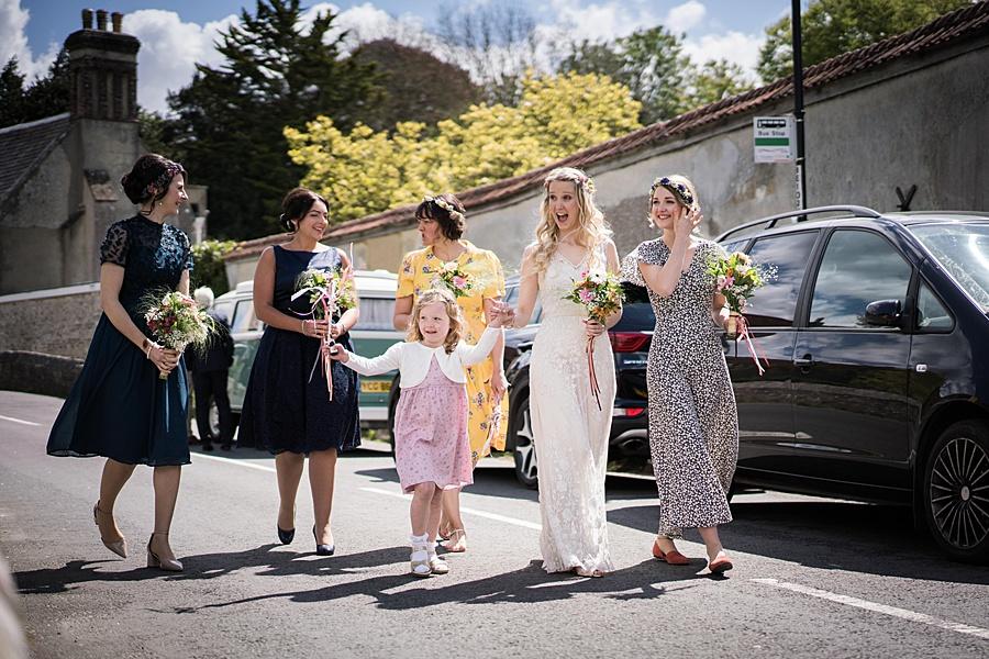 Matt and Rosanna's yurt wedding in Dorset with Linus Moran Photography (17)