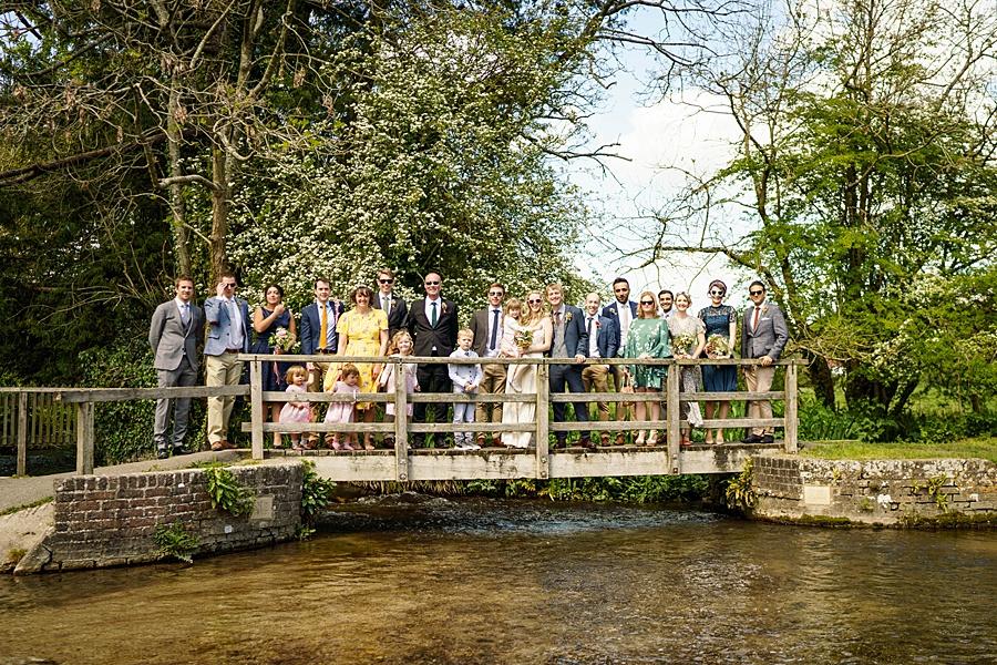 Matt and Rosanna's yurt wedding in Dorset with Linus Moran Photography (26)