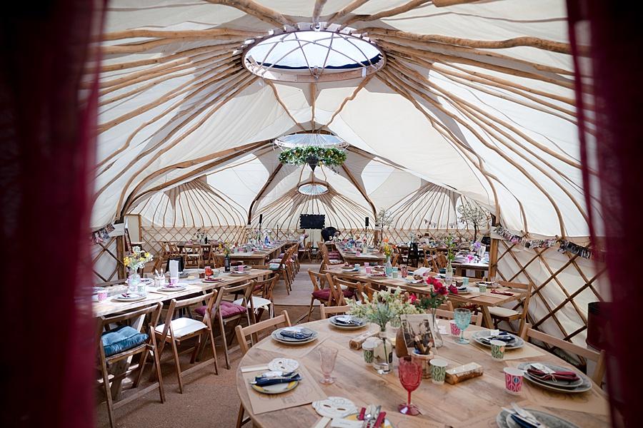 Matt and Rosanna's yurt wedding in Dorset with Linus Moran Photography (30)