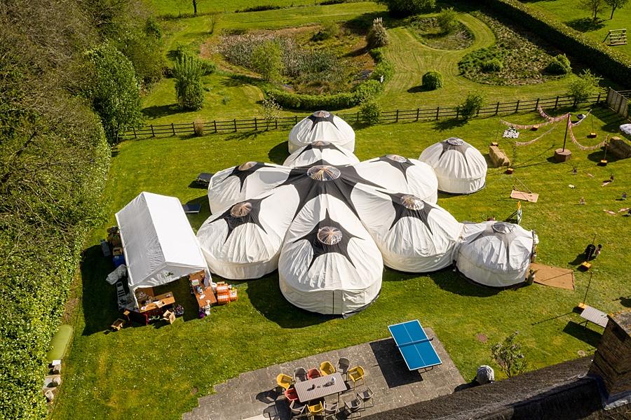 Matt and Rosanna's yurt wedding in Dorset with Linus Moran Photography (47)